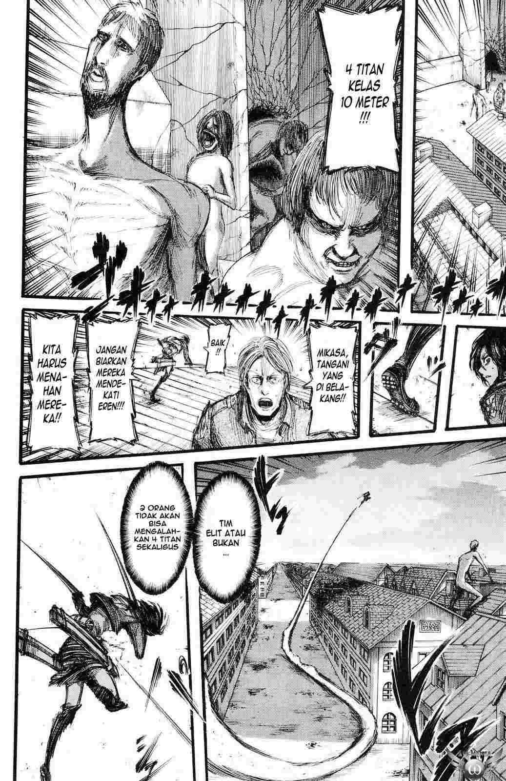 Komik shingeki no kyojin 013 - Luka 14 Indonesia shingeki no kyojin 013 - Luka Terbaru 27 Baca Manga Komik Indonesia Mangaku