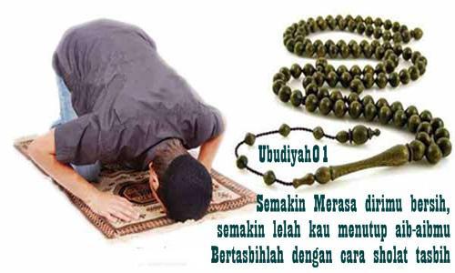 Tata Cara Niat Dan Bacaan Doa Setelah Sholat Tasbih