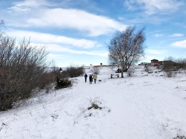 Promenade au Mont Salève