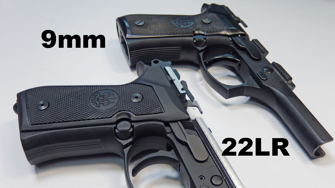 NicTaylor's R&R (Review & Recommendations): M9-22 Compared
