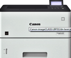 Canon imageCLASS LBP312dn Driver Free Download