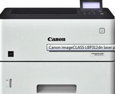 Canon imageCLASS LBP312dn Driver Free Download