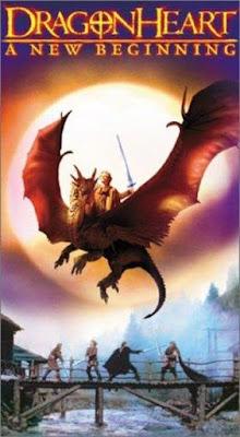 Dragonheart: A New Beginning (2000) 480p 250MB DVDRip Hindi Dubbed Dual Audio [Hindi + English] MKV