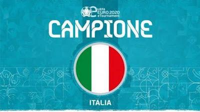 EURO 2020  - L'ITALIA CAMPIONE D'EUROPA