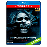 Destino final 4 (2009) 4K UHD Audio Dual Latino-Ingles
