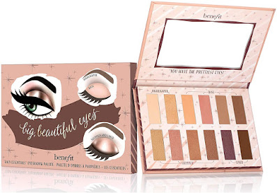 Benefit nude palette