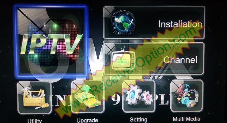 OMIX MINI HD 999 PLUS RECEIVER ALL POWERVU KEY AND BEOUTQ WORKING