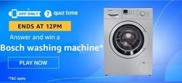 Amazon Quiz Answers Today 30 May
