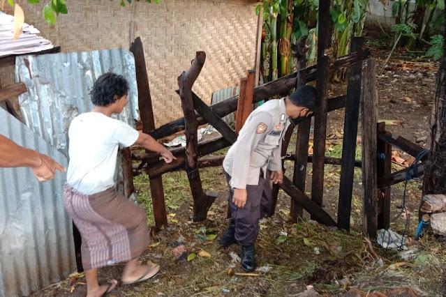 Warga Tanjung Lombok Utara tersambar petir hingga tewas