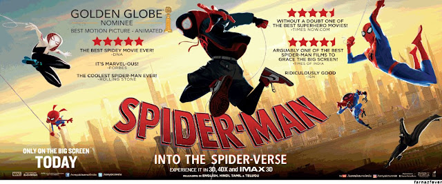 Spider-Man Into the Spider-Verse 2018 Bluray BRrip Full HD