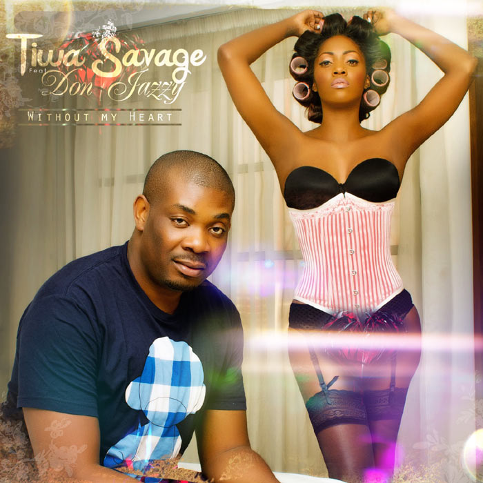 Tiwa Savage ft Don Jazzy - Without My Heart