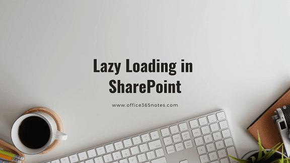 Implement Lazy Loading in SharePoint
