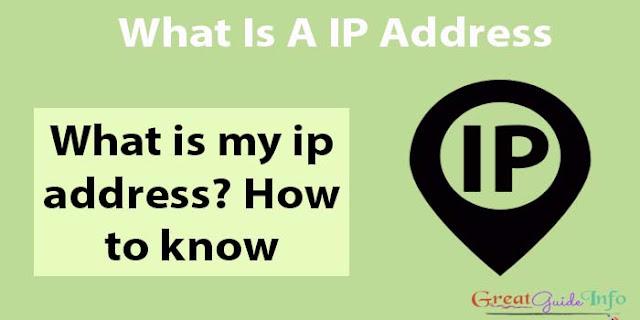 IP Address Kya Hota Hai Aur Hamara IP Address Kya Hai Kaise Pata Karete Hai