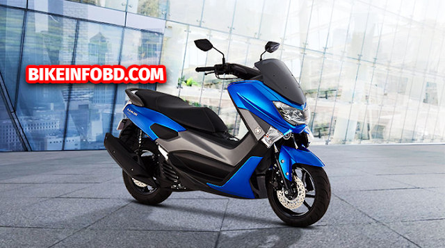 yamaha nmax 155 top speed