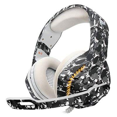 Gaming Headphone with boom Mic