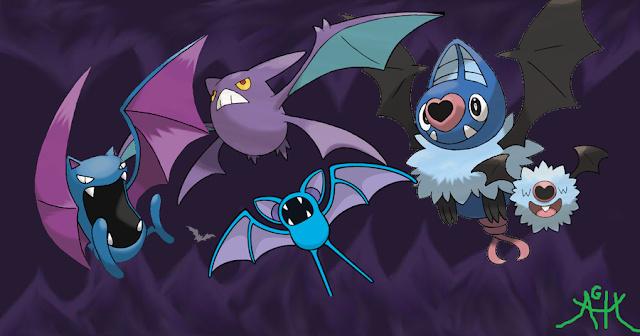 Misc | Pokemon Bats