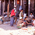 Old images of Markets of Bandipur during 1970