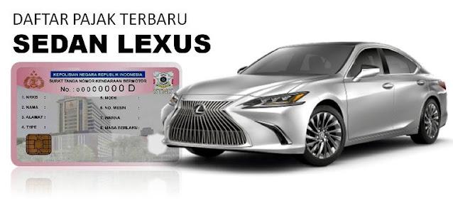 Daftar-Biaya-Pajak-mobil-toyota-lexus-terbaru-lengkap