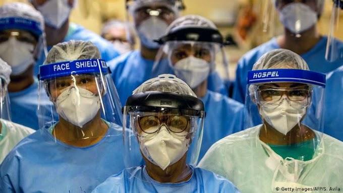 Más de 13 millones de personas en el mundo se han contagiado de coronavirus mientras 573 mil muertos