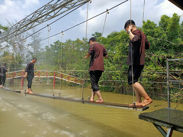 trò chơi dân gian Happy Land Hùng Thy Sa Đéc