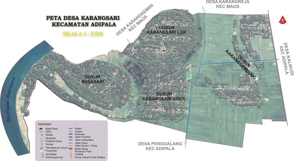 Ds. Karangsari Kec. Adipala Kab. Cilacap: November 2012