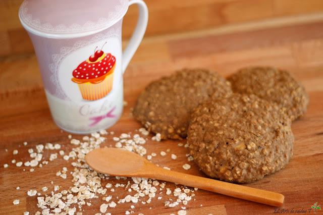 Receta de galletas sin gluten