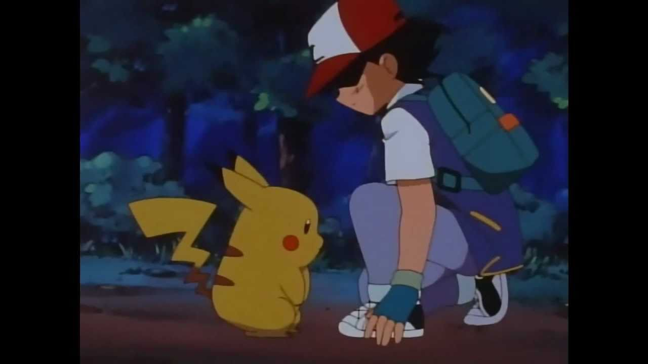 7 Saddest Pokemon Moments - Pokemon Go PH Pikachu And Ash Say Goodbye