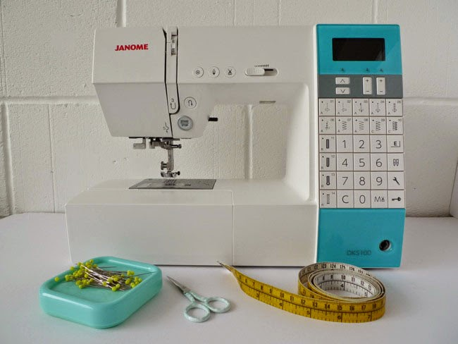 Buying a sewing machine - Janome DKS100