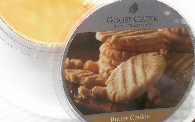 Menu na dziś: Butter Cookie Goose Creek - Czytaj więcej »