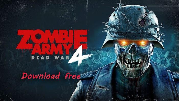 Download ZOMBIE ARMY 4 DEAD WAR-EMPRESS