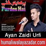 http://www.humaliwalayazadar.com/2017/10/ayan-zaidi-urfi-nohay-2018.html