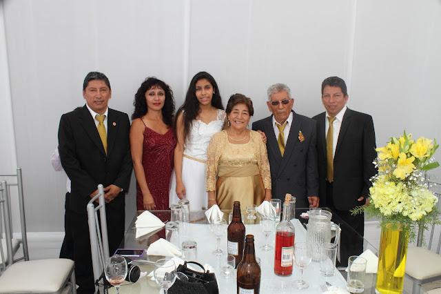 Golden Wedding in New york