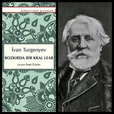 İvan Sergeyeviç Turgenyev Bozkırda Bir Kral Lear