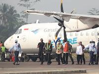 Jokowi Senang Bandara JB Soedirman Beroperasi
