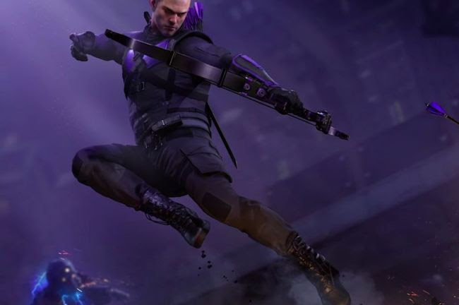 Hawkeye Confirmed As DLC Character For Marvel's Avengers