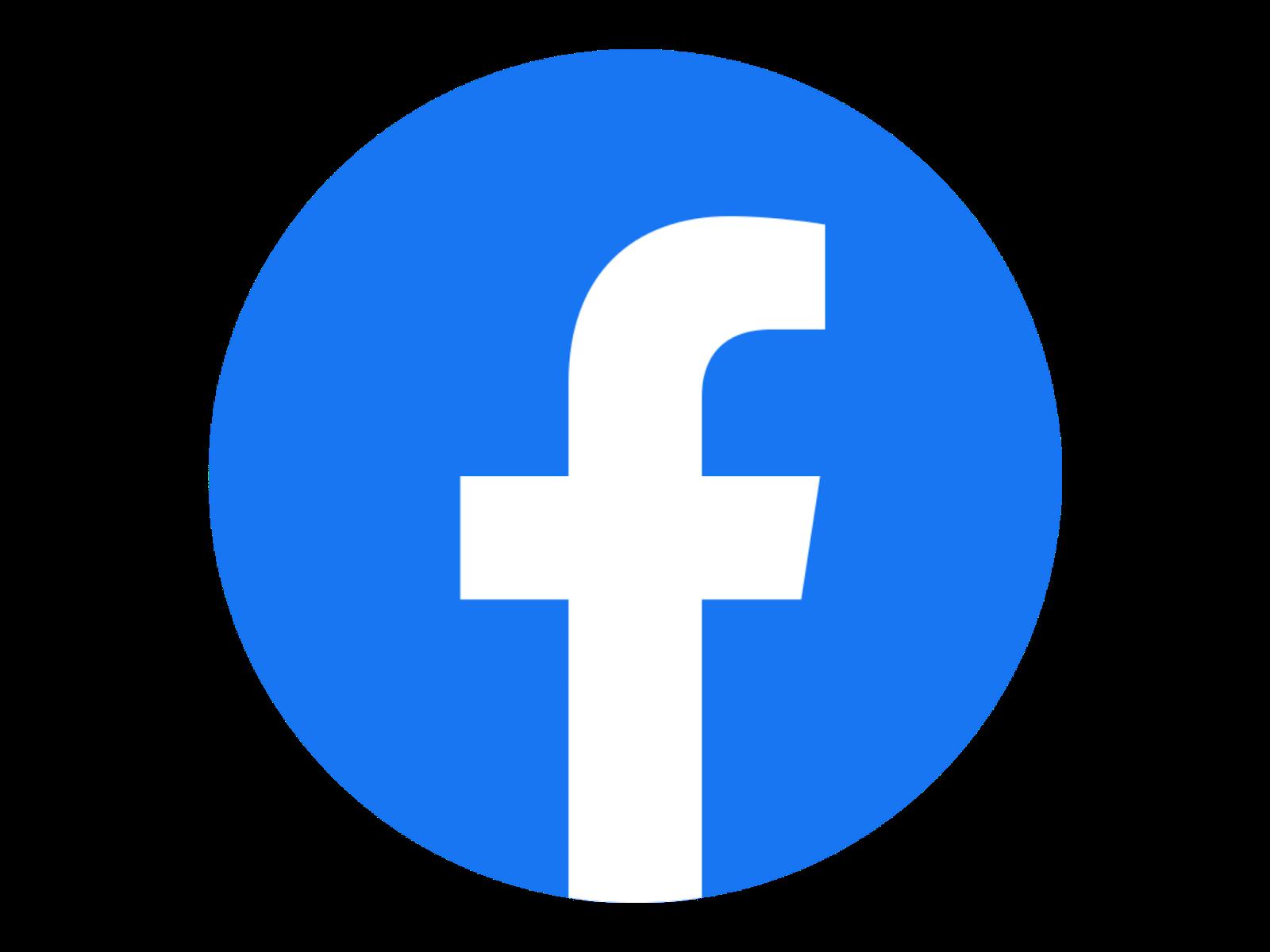 Logo Facebook Format PNG