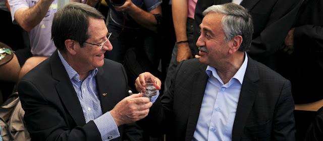 Βαρύτατες ευθύνες Αναστασιάδη για το Κυπριακό