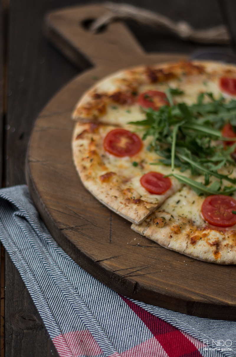 tabla para pizza DIY
