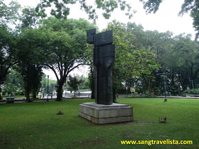 Monumen Asean Taman Suropati Menteng