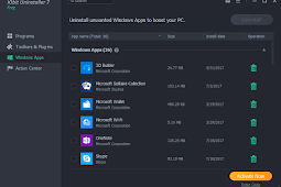 Iobit Uninstaller Pro Key 9.1.0.8 + Crack Serial Number Full Version