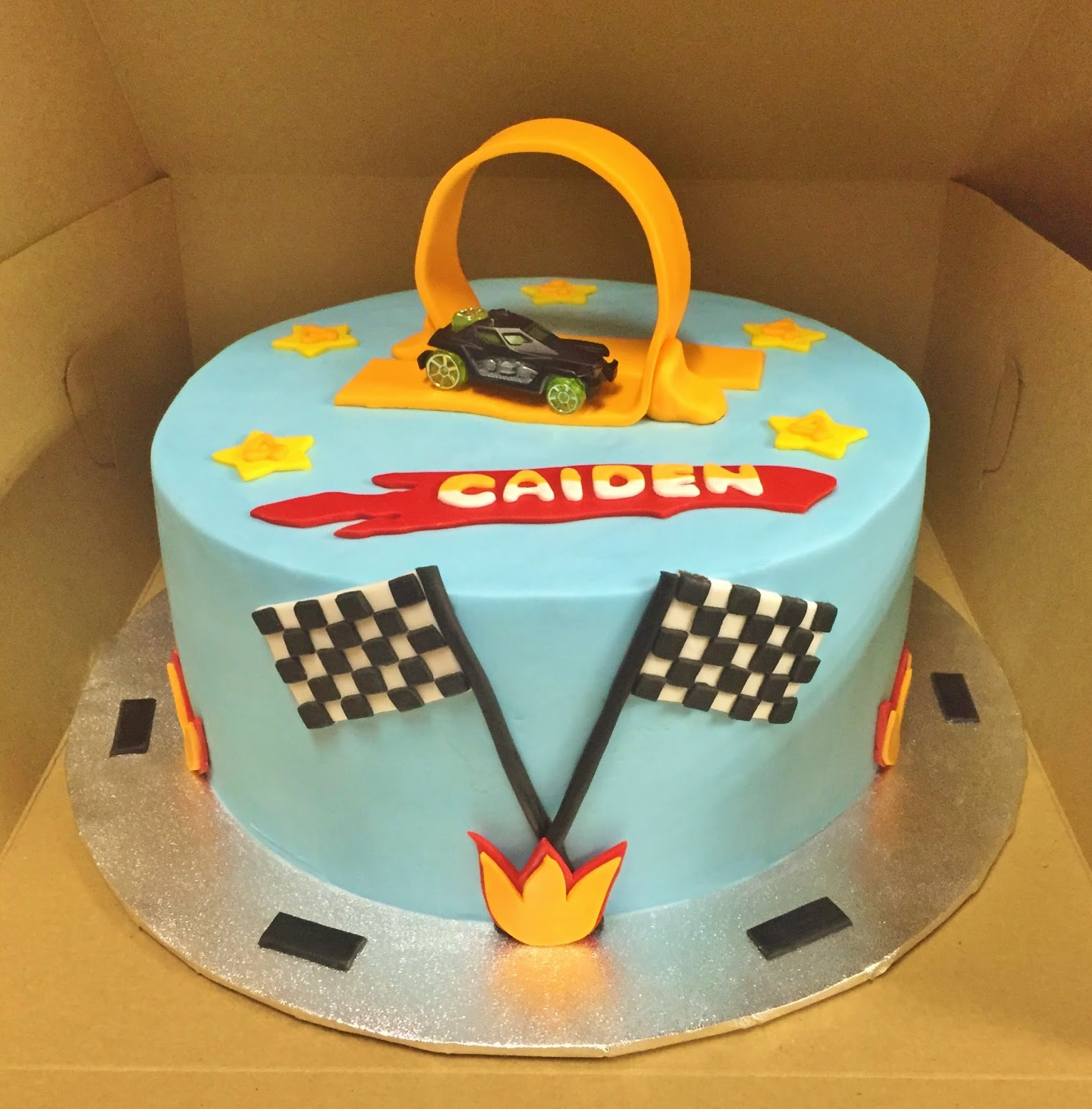 Cakes By Mindy Hot Wheels Cake 10 Quot