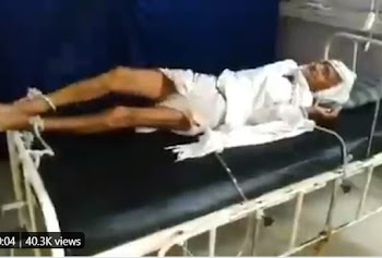 80-year-old  tied to hospital bed over alleged non-payment of bill, Ex CM Kamalnath shares video