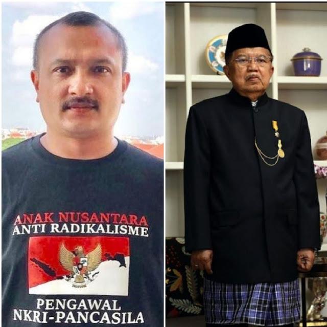 Sentil Jusuf Kalla, Ferdinand Menegaskan TNI Polri Bergerak Karena Kelompok Tak Akui Pemerintah