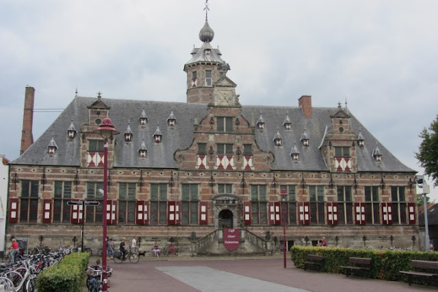 Middelburg - Kloveniersdoelen