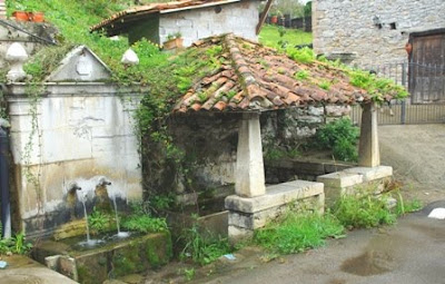 Santianes, lavadero
