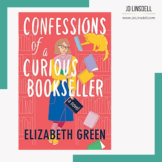 Confessions of a Curious Bookseller by Elizabeth Green