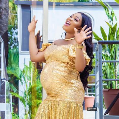 Bidemi Kosoko Baby bump photos