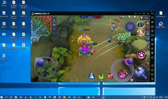 Cara Main Mobile Legends di PC Agar Tidak Lag