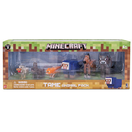 Minecraft Series 3 Cow Overworld Figure