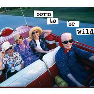 Born to be wild abuelas
